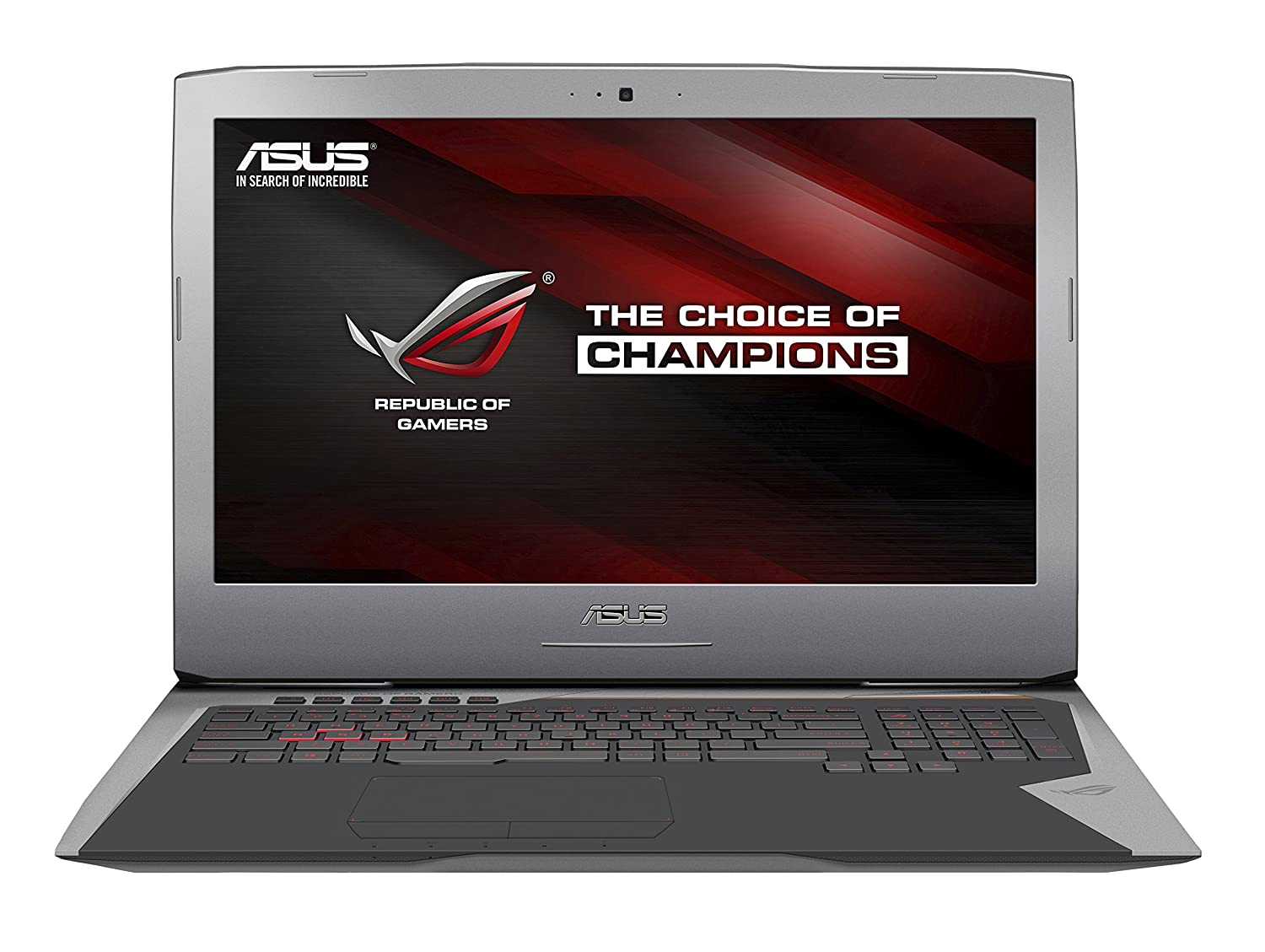 ASUS ROG G752 Series High Performance Gaming Laptop