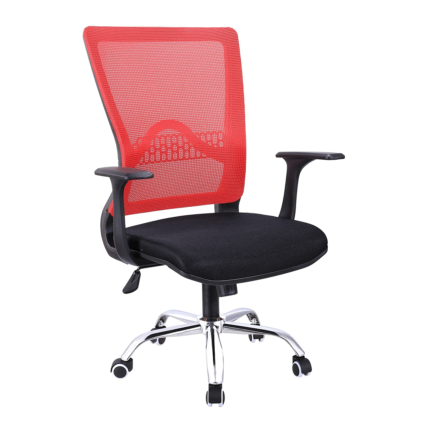 AN-OC001 Mid-Back Ergonomic Computer Desk Office Chair