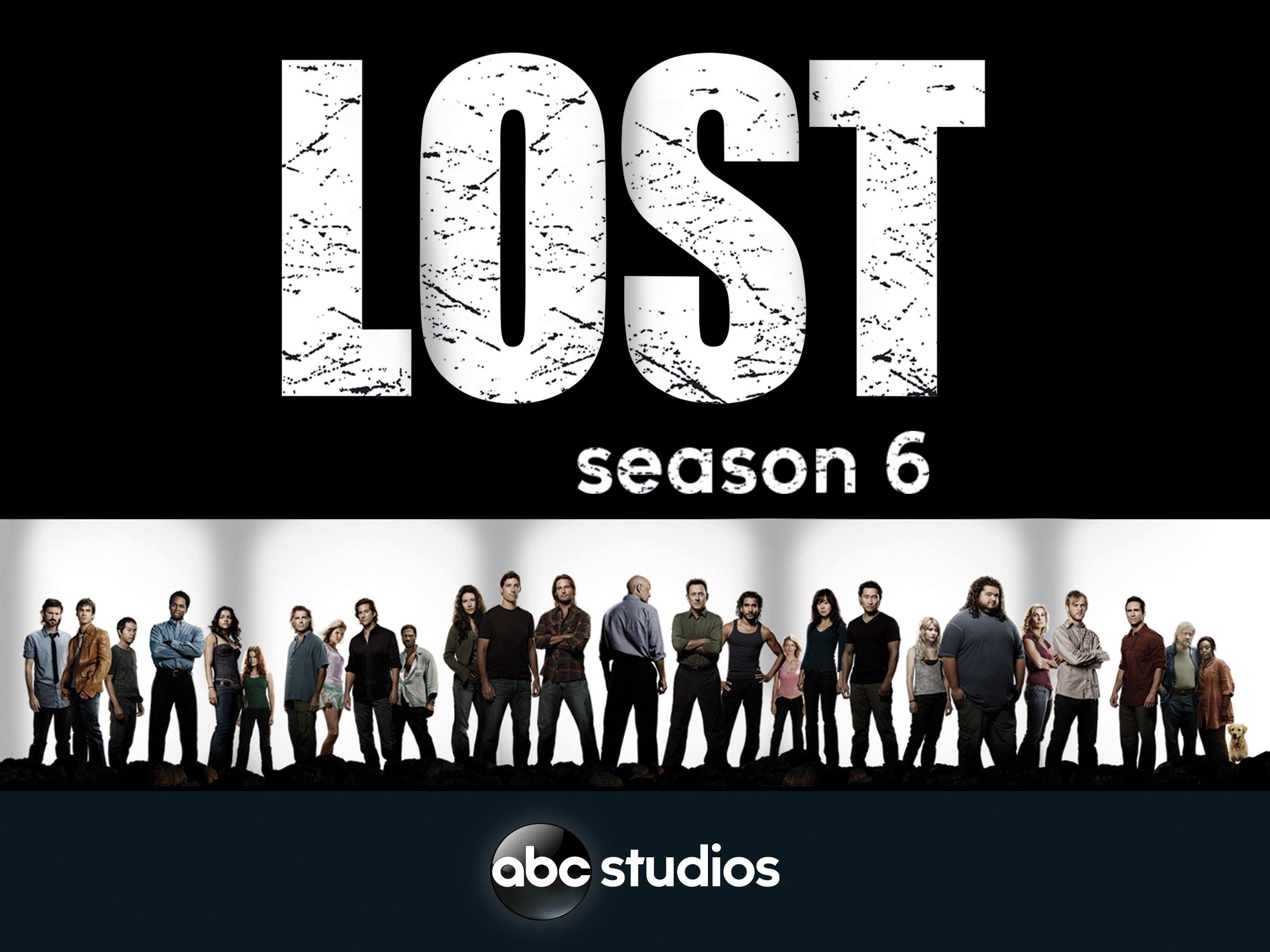 Lost on Amazon Prime Video UK