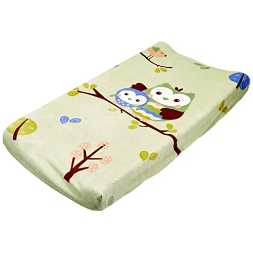 Summer Infant Changing Pad Cover Who Loves You Owl
