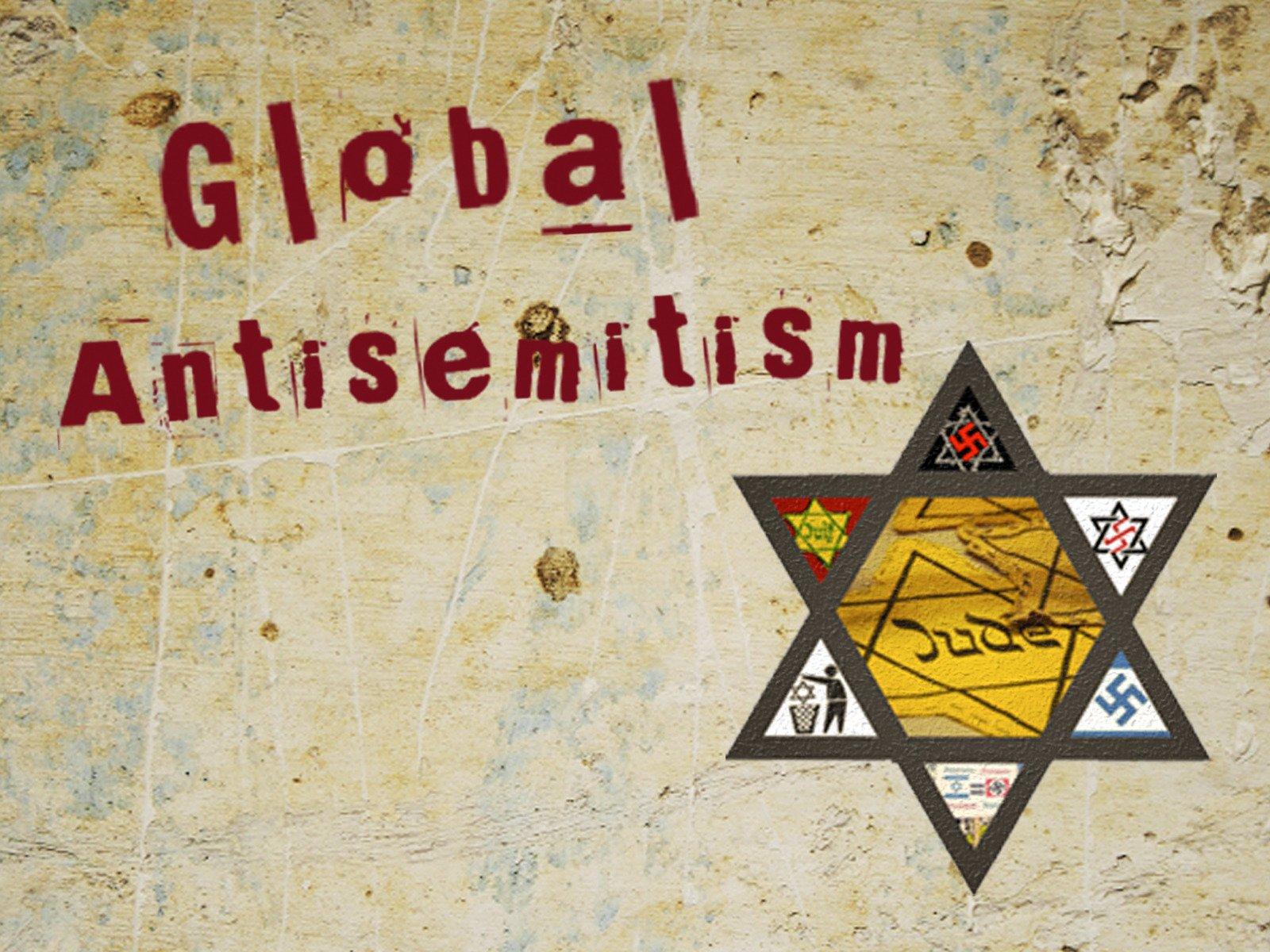 Global Anti-Semitism on Amazon Prime Video UK