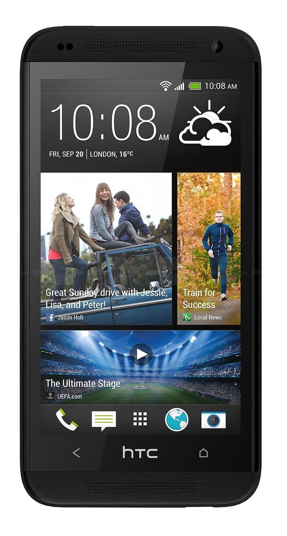 HTC Desire 610 8GB Unlocked GSM 4G LTE Quad-Core Android 4.4 Smartphone - Black