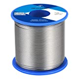 TREONYIA 63-37 Tin Lead Rosin Core Solder Wire for Electrical Soldering and DIY, 0.8mm 400g (0.031