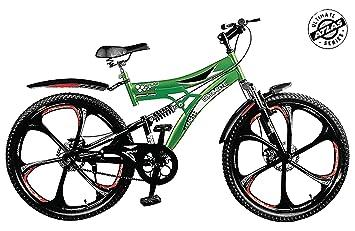 buy atlas torpedo d shox and dual disc brake 26t mountain cycle