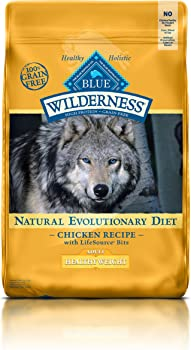 Blue Wilderness High Protein Adult Dog Food