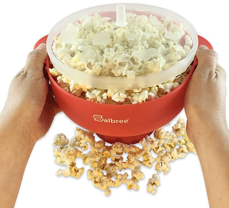 Salbree Microwave Popcorn Popper via Amazon