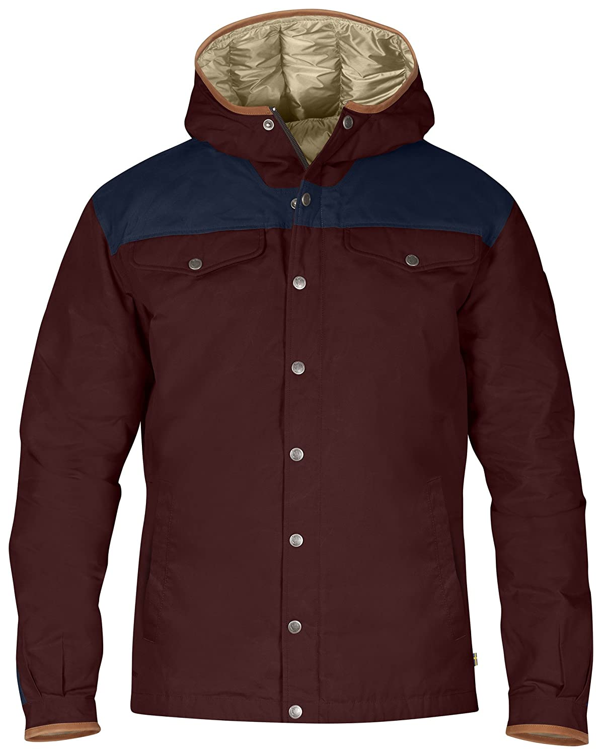 Fjällräven Greenland No.1 Down Jacket, Size:XXL;Color:Burnt Red (328) online kaufen