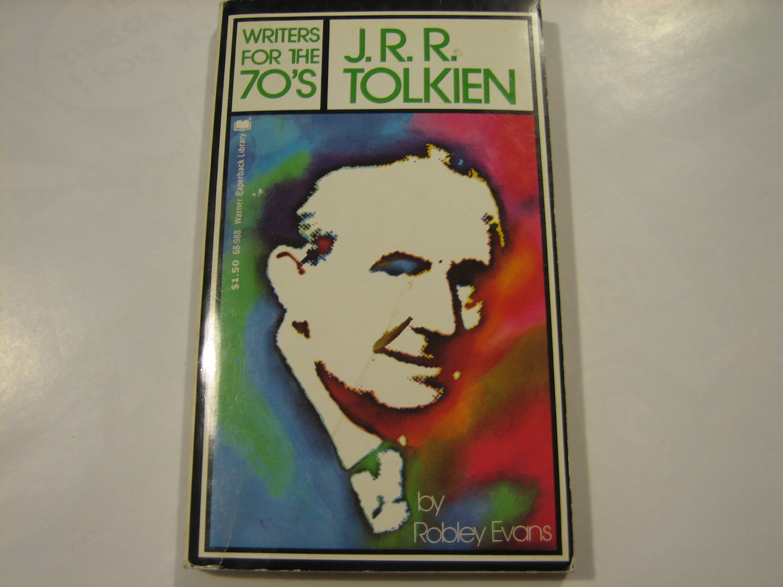 J. R. R. Tolkien (Writers for the 70s), Robley Evans