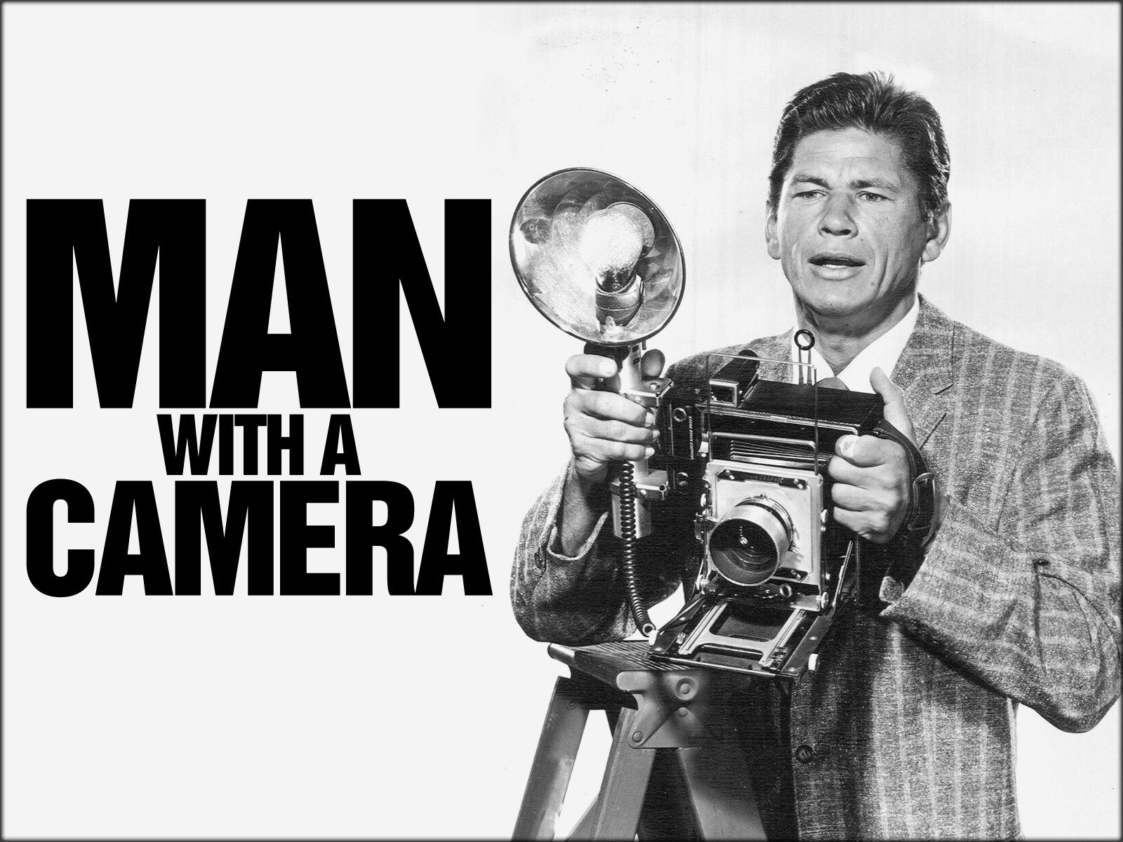 Man With A Camera on Amazon Prime Video UK