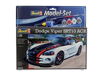 Revell - 67079 - Maquette - Model Set Dodge Viper Srt 10 Acr