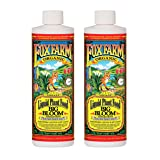 FoxFarm Big Bloom Liquid Concentrate Organic Plant Food, 2-Pack | FX14091 (Color: white)