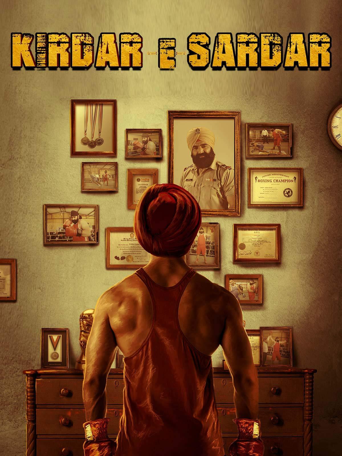 Kirdar E Sardar on Amazon Prime Video UK