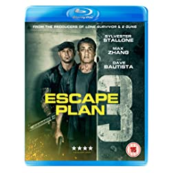Escape Plan 3 [Blu-ray]