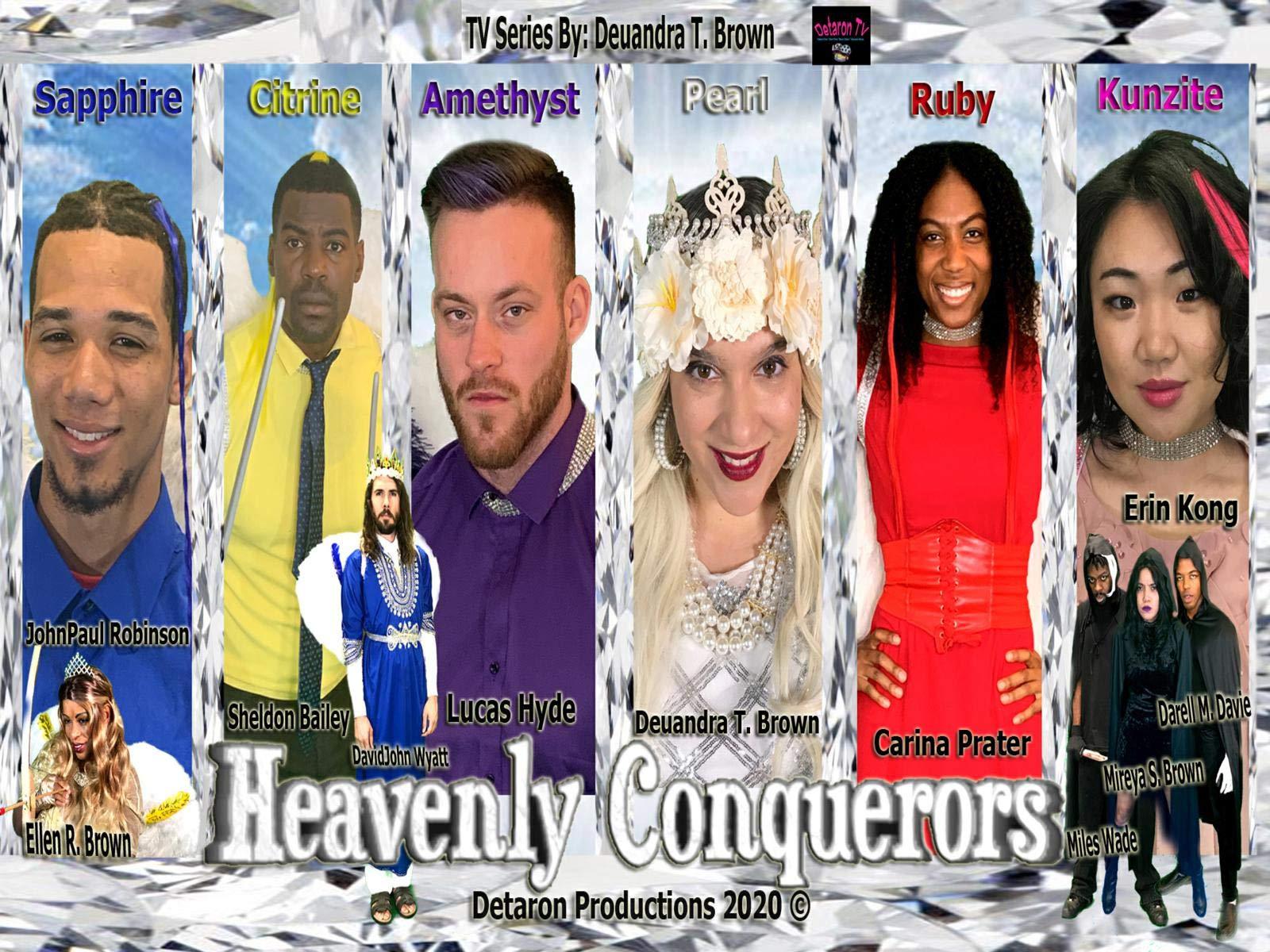 Heavenly Conquerors on Amazon Prime Video UK