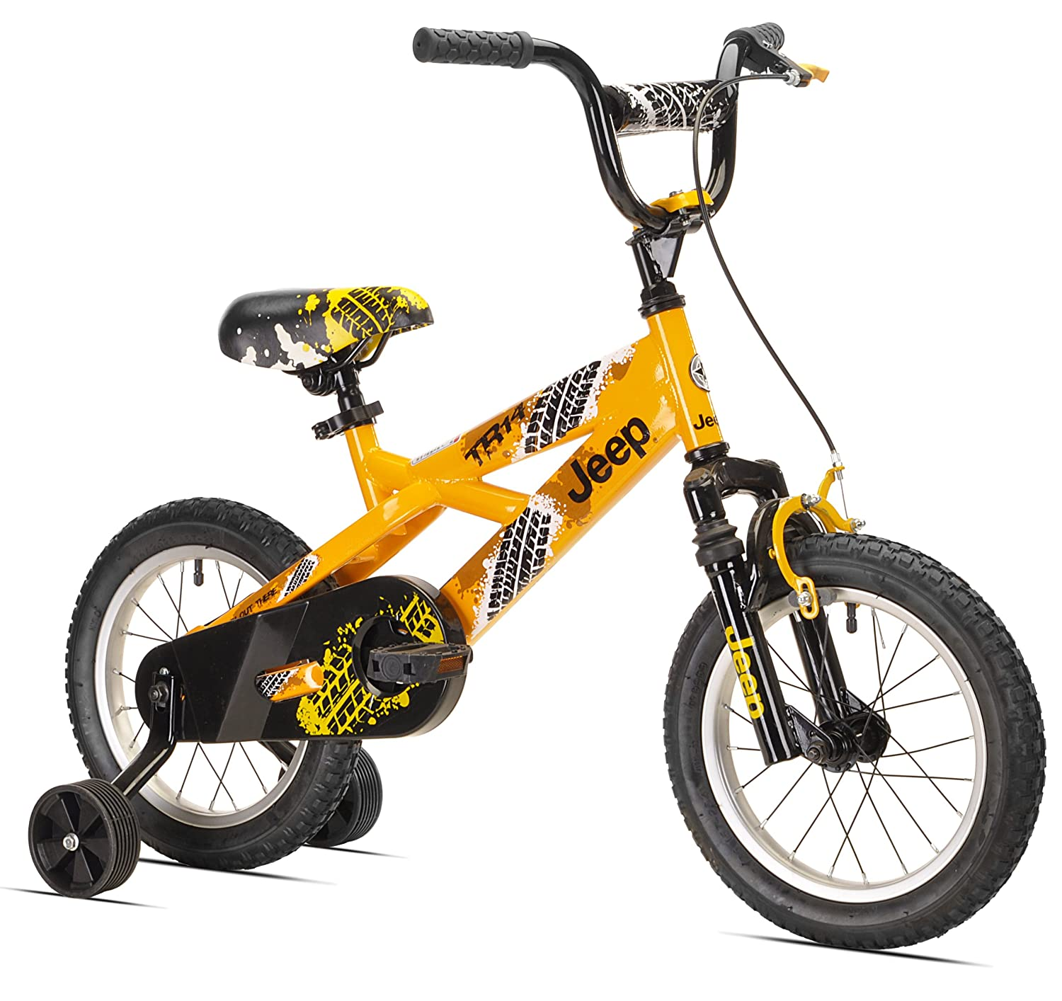 Bike 14 Inch Jeep Boy s Bike Inch