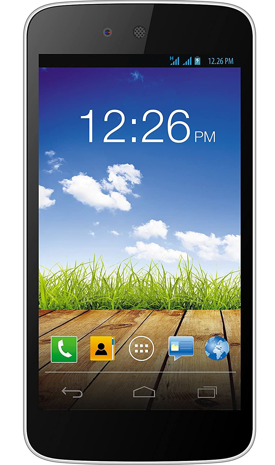 Micromax Canvas A1 with Android One (Serene White) Just Rs 4,949 Only Claim this Offer Now