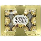 Ferrero Usa Rocher, 12 pieces, 5.3 oz