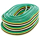 Reese Towpower 85205 4-Way Bonded Trailer Wiring (Color: Multi)