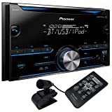 Pioneer FH-S501BT Double DIN CD Receiver with Improved Pioneer ARC App Compatibility, MIXTRAX, Built-in Bluetooth FHS501BT
