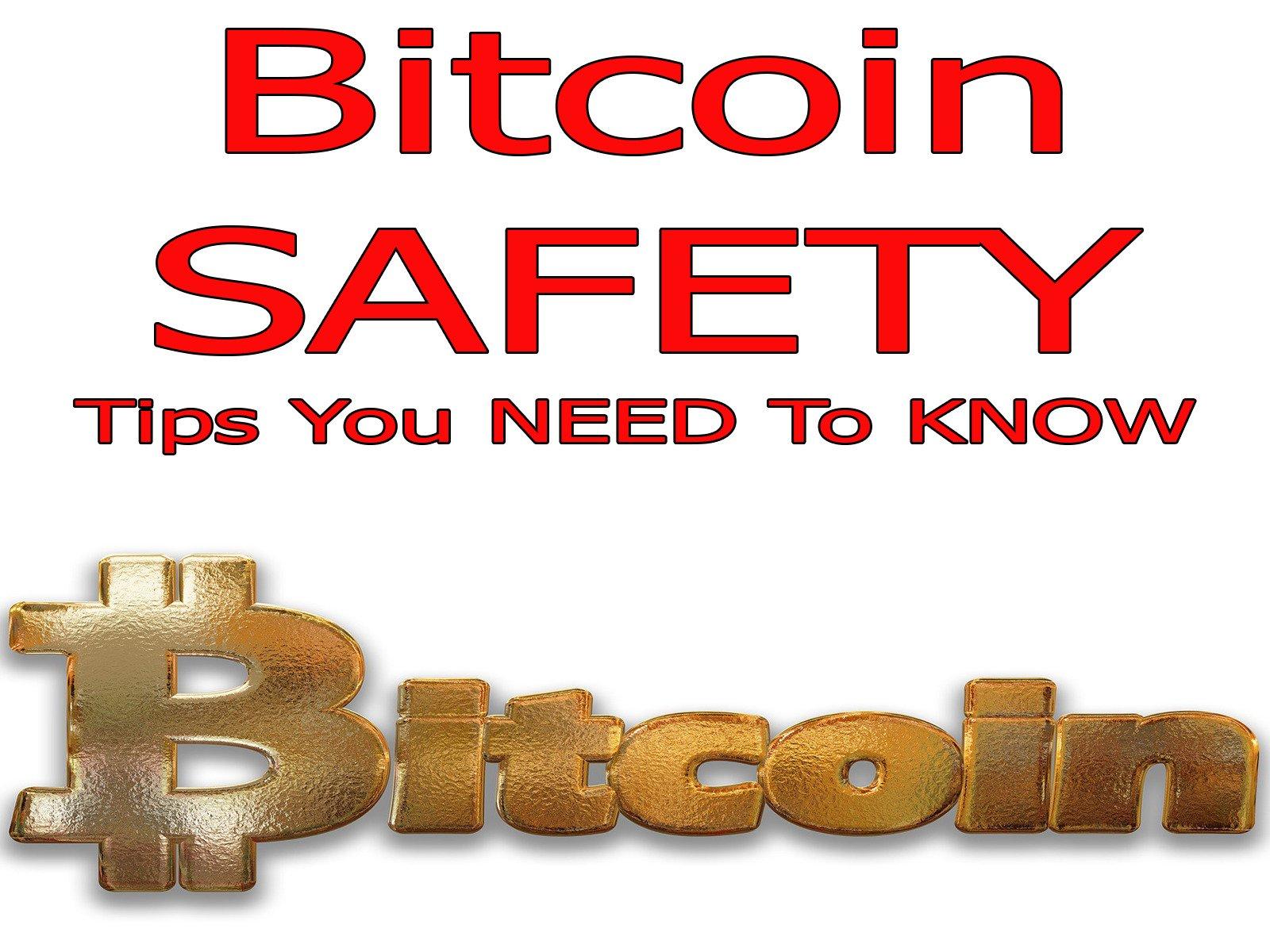 Bitcoin Safety - Season 1