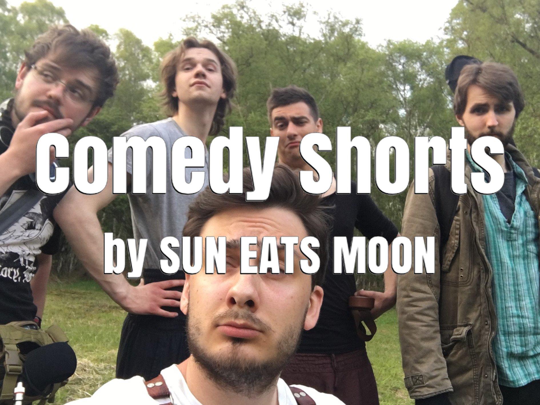 Shorts by Sun Eats Moon