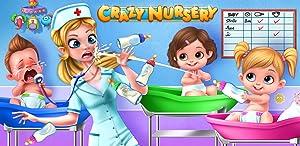 Crazy Nursery - born Baby Doctor Care by TabTale LTD