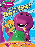Barney: Can You Sing That Song?