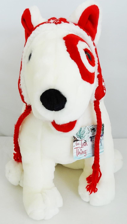 Plush Target Dog Target Bullseye Plush Dog