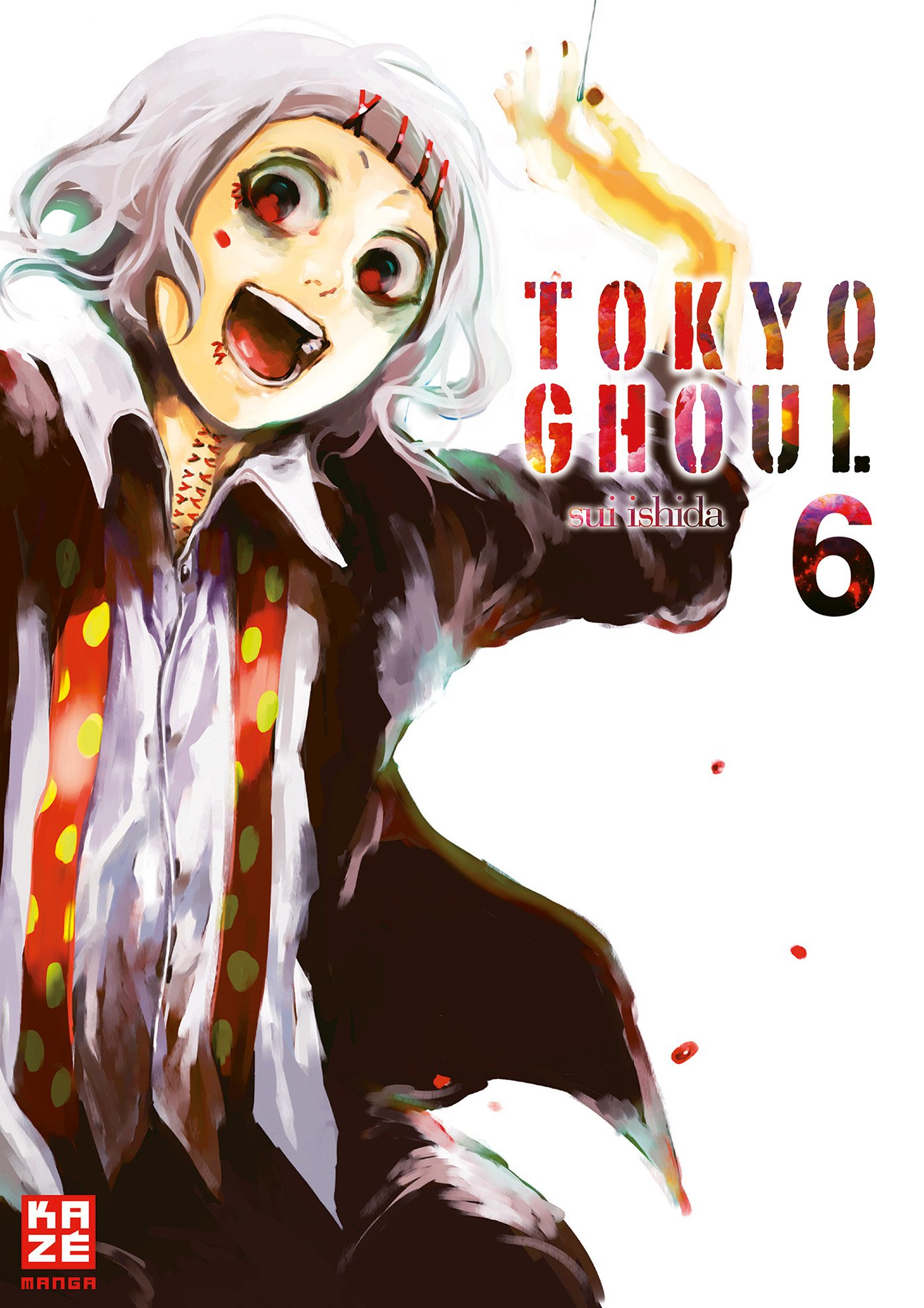 Tokyo Ghoul, Band 6