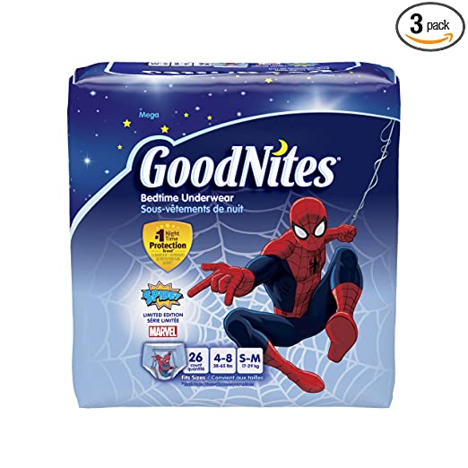 best-overnight-diapers-for-boys-goodnites-underwear