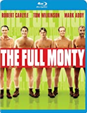 The Full Monty and Brick Mansions on Blu-ray and DVD