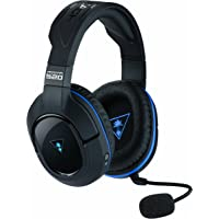 Turtle Beach Stealth 520 Over-Ear Wireless Bluetooth Gaming Headphones (Black)