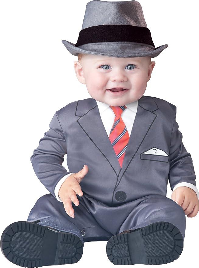 Baby businessman suit