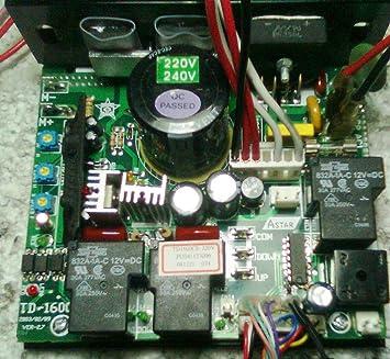 Circuit Imprim Pour Contr Le Moteur Tapis Roulant Tapis De Course Machines De Fitness