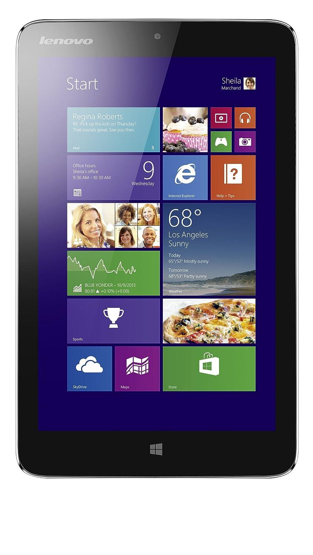 Lenovo 59393611 IdeaTab Miix 8 8-Inch 64 GB Tablet