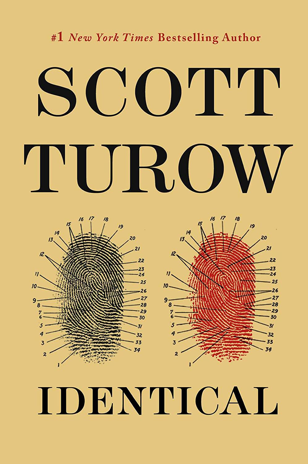 Identical pdf epub download by Scott Turow