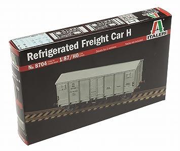 Italeri - I8704 - Maquette - Wagon Frigo - Echelle 1:87