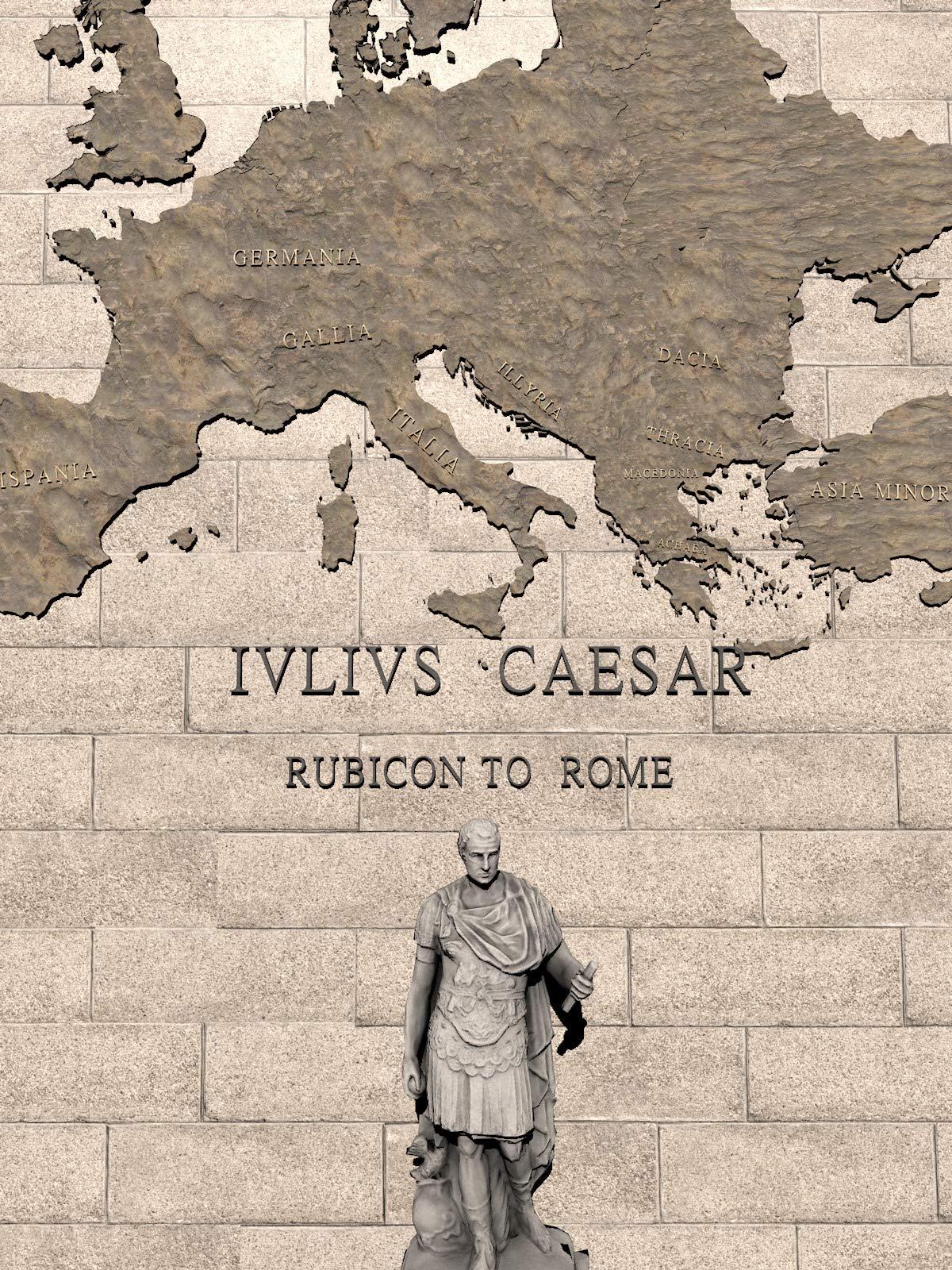Julius Caesar: Rubicon to Rome on Amazon Prime Video UK