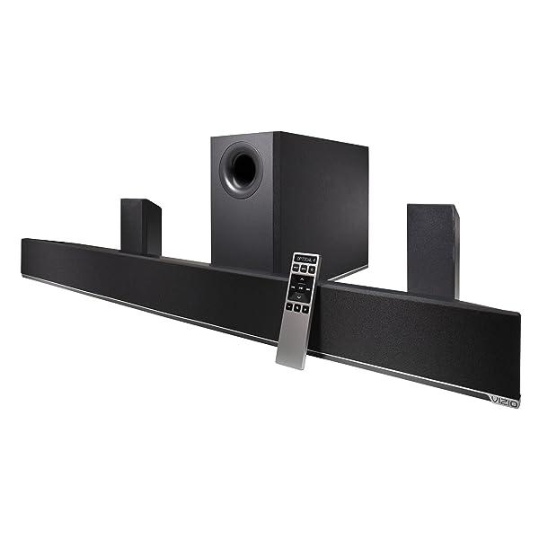 living room sound system. VIZIO Home Theater S4251w B4 5 1 Soundbar  Surround Sound System for Living Room