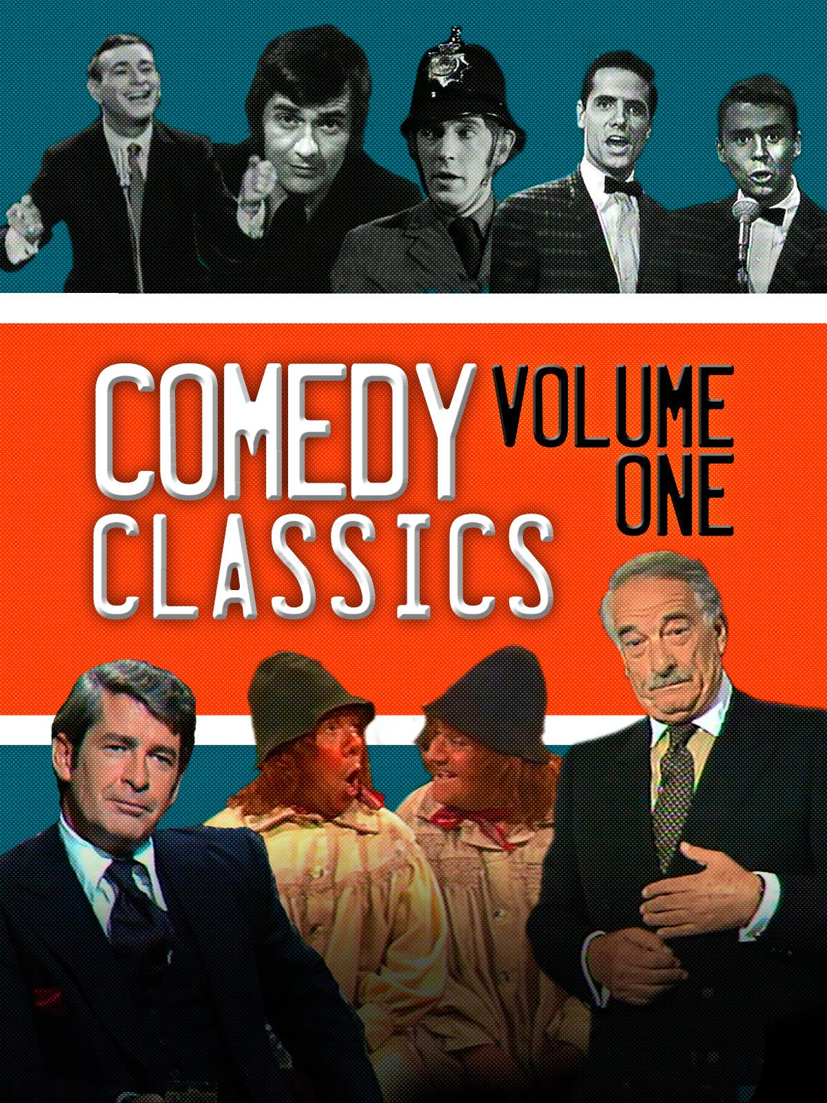 Comedy Classics: Volume 1 on Amazon Prime Video UK