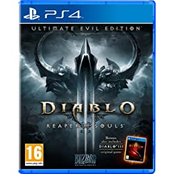 Diablo III: Reaper of Souls - Ultimate Evil Edition PS4 Game by Blizzard