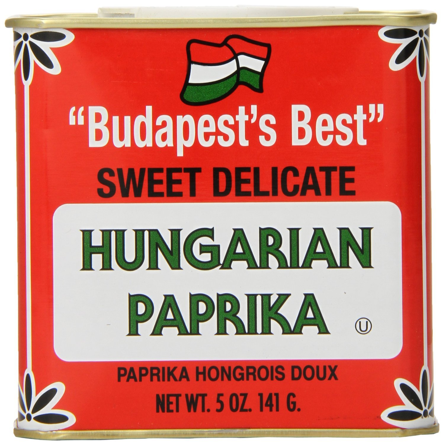 Bascoms Paprika Hungarian ( Pack of 2)