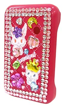 JLOL Jewel pod Crystal Deco Case (seal) Ruby (japan import)