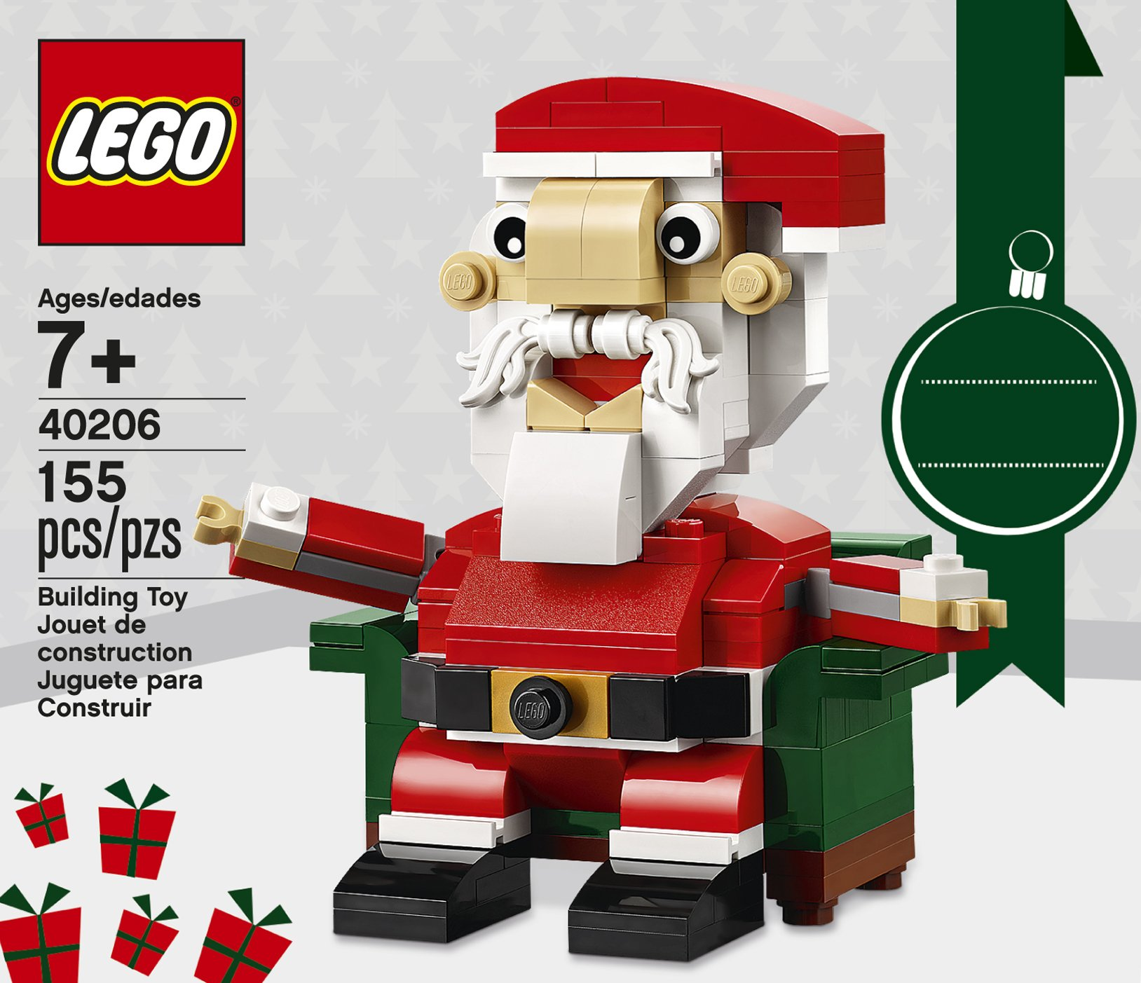 Lego Holiday Santa 0673419249782/