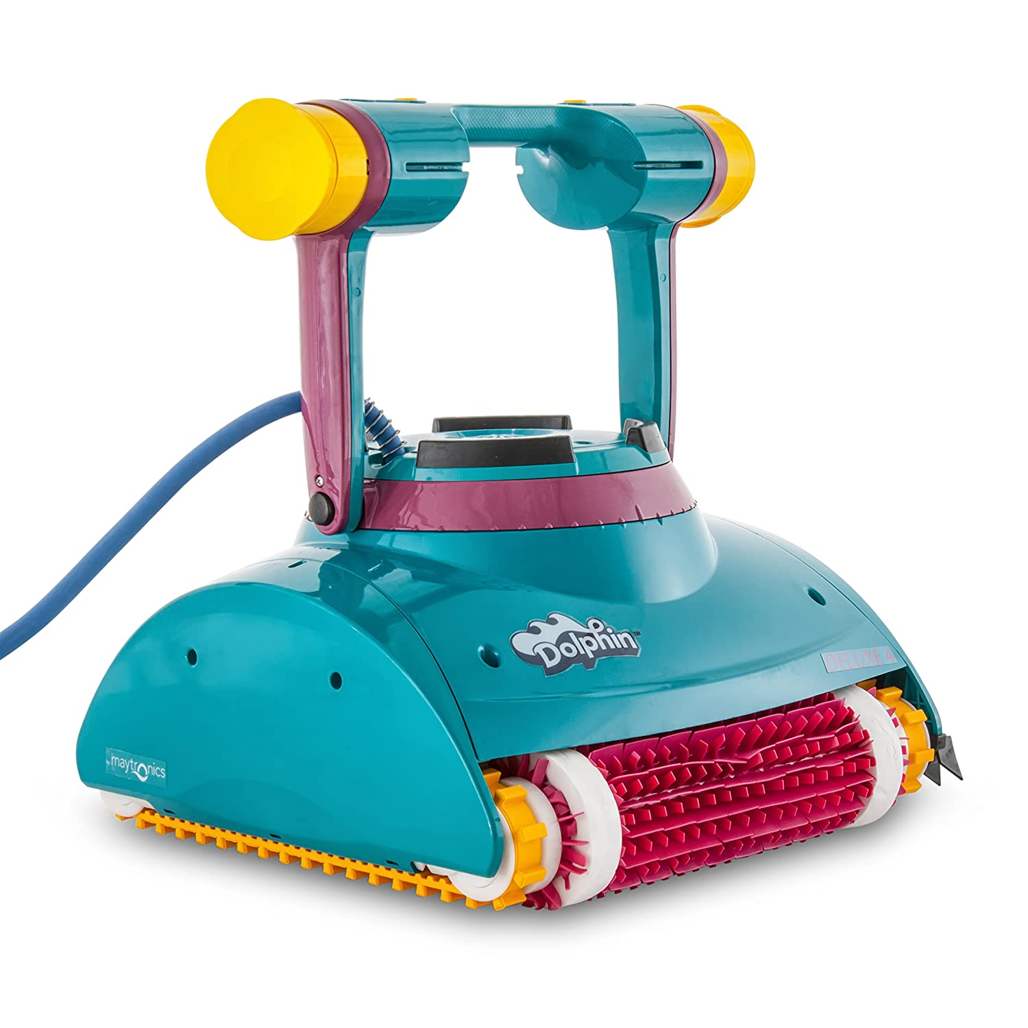 Dolphin Deluxe 4 Robotic Pool Cleaner