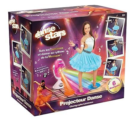 Canal Toys CT07802 1 X Electronique - Danse avec Les Stars - Projecteur Danse