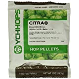 Citra Pellet Hops 1 oz. (Color: Green)