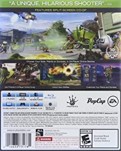 Plants VS Zombies: Garden Warfare - PS4 [Digital Code]