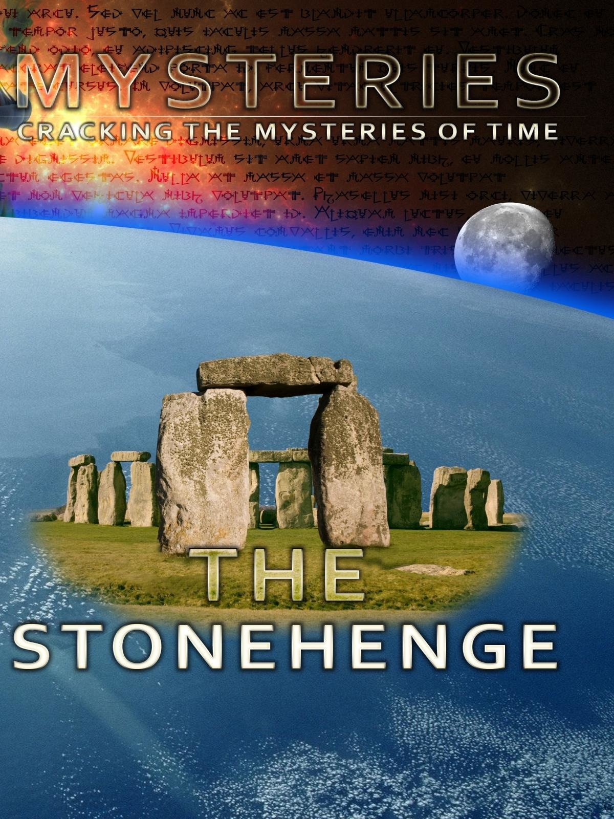 Mysteries Stonehenge on Amazon Prime Video UK