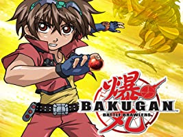Bakugan Battle Brawlers Season 1